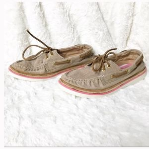 Sperry Top-Sider Canvas Boatshoe